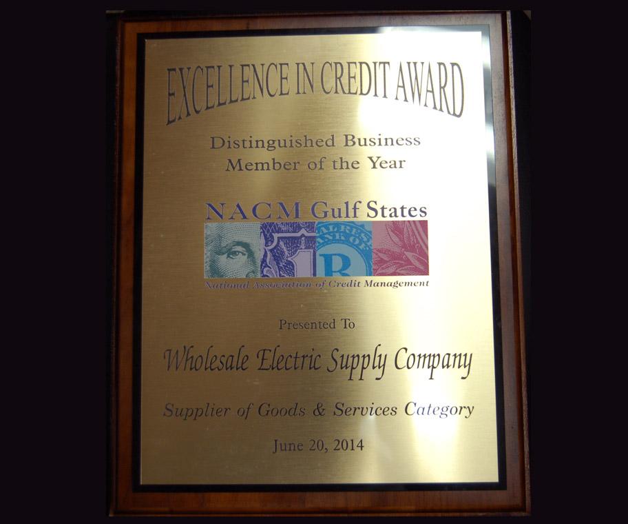 Credit-Award