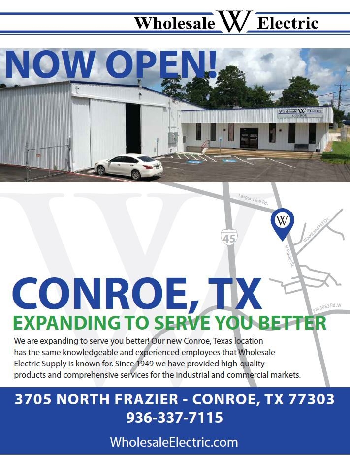 Conroe-TX-Now-Open