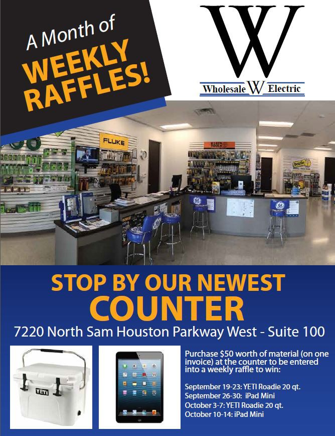 NW Counter Giveaway