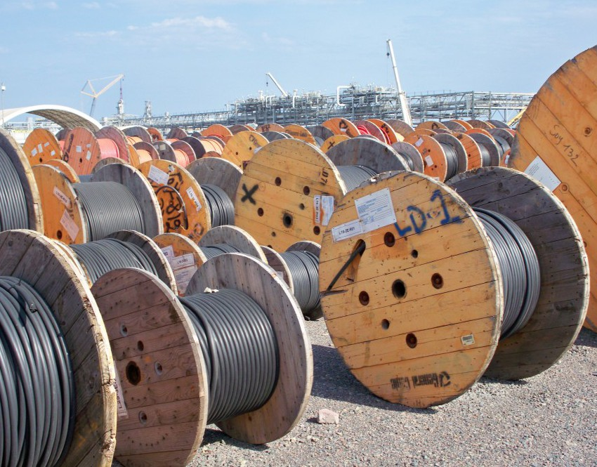 Angola LNG Project-Non-Managed Cable March 15th, 2011 011